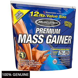 Muscletech Mass Gainer 12Lbs Vanilla