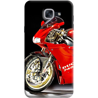 FurnishFantasy Back Cover for Samsung Galaxy On Max - Design ID - 0634