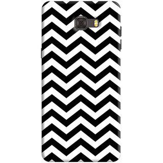FurnishFantasy Back Cover for Samsung Galaxy C7 Pro - Design ID - 1244