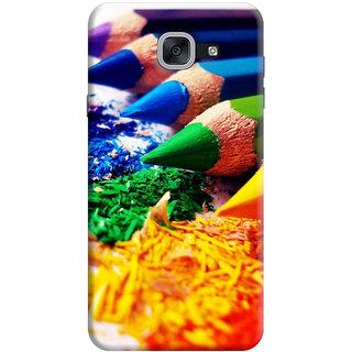 FurnishFantasy Back Cover for Samsung Galaxy On Max - Design ID - 0645