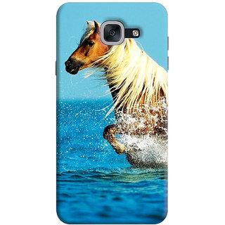 FurnishFantasy Back Cover for Samsung Galaxy On Max - Design ID - 0647