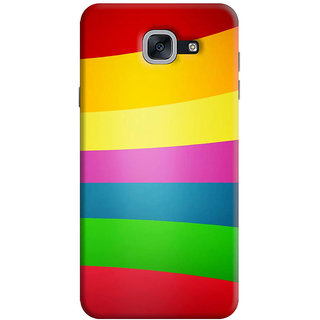 FurnishFantasy Back Cover for Samsung Galaxy On Max - Design ID - 0704