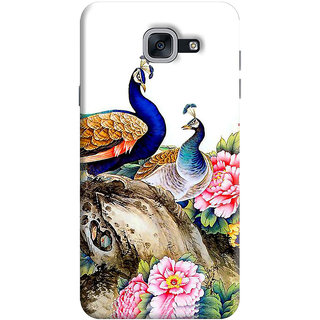FurnishFantasy Back Cover for Samsung Galaxy On Max - Design ID - 0725