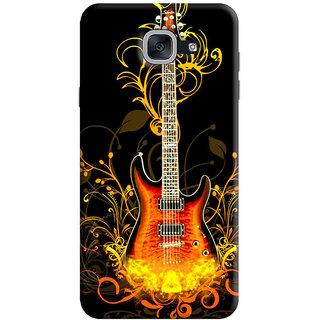 FurnishFantasy Back Cover for Samsung Galaxy On Max - Design ID - 0713