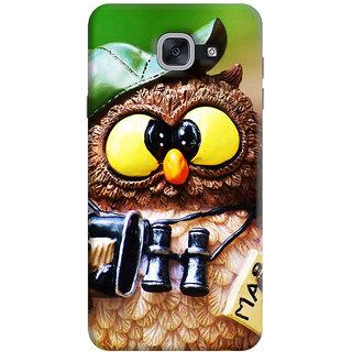 FurnishFantasy Back Cover for Samsung Galaxy On Max - Design ID - 0720