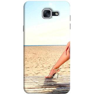 FurnishFantasy Back Cover for Samsung Galaxy On Max - Design ID - 0722