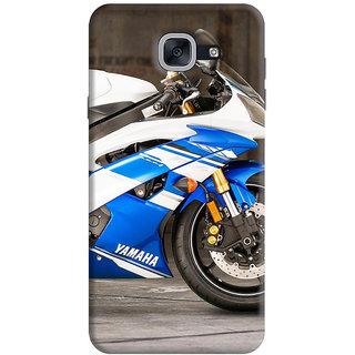 FurnishFantasy Back Cover for Samsung Galaxy On Max - Design ID - 0859