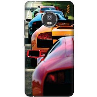 Printland Back Cover For Moto G5 Plus
