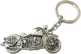 CP Bigbasket Stylish Royal Bike Metal Key Chain