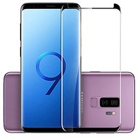 Samsung galaxy S 9 + full Tempered Glass, Flexible, Gorilla Glass  Anti Oil Real screen protactor full Tempered Glass for Samsung galaxy S 9 +
