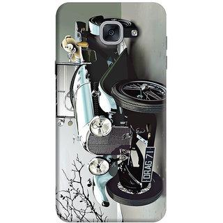 FurnishFantasy Back Cover for Samsung Galaxy J7 Max - Design ID - 0743