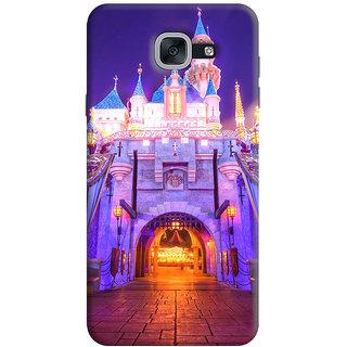 FurnishFantasy Back Cover for Samsung Galaxy J7 Max - Design ID - 0775