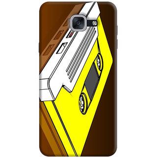 FurnishFantasy Back Cover for Samsung Galaxy J7 Max - Design ID - 0754