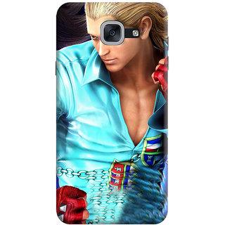 FurnishFantasy Back Cover for Samsung Galaxy J7 Max - Design ID - 0757