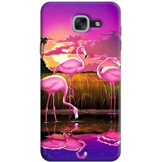 FurnishFantasy Back Cover for Samsung Galaxy J7 Max - Design ID - 0930