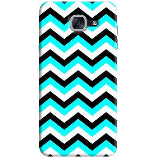 FurnishFantasy Back Cover for Samsung Galaxy J7 Max - Design ID - 0966