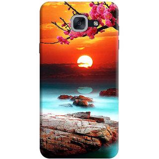 FurnishFantasy Back Cover for Samsung Galaxy J7 Max - Design ID - 0924
