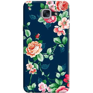 FurnishFantasy Back Cover for Samsung Galaxy J7 Max - Design ID - 1058