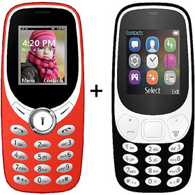 COMBO Of IKALL K3310+ K31 Multimedia Mobile