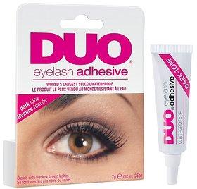DUO Eyelash Adhesive / Glue Waterproof Dark tone 9gm