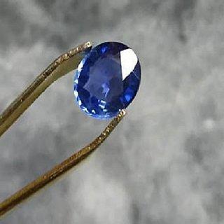 Blue Sapphire Ceylon (NEELAM) 6.25 Ratti Natural  Certified Stone Jaipur Gesmtone