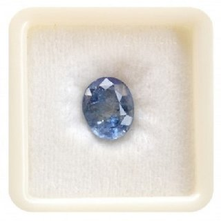 Ceylon Blue Sapphire (NEELAM) 7.25 Ratti Natural  Certified Stone Jaipur Gesmtone