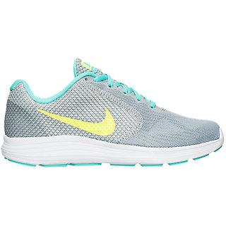 8b5128757277 Buy Nike Revolution 3 Running Shoes Womens Wolf Grey 819303-005 ...