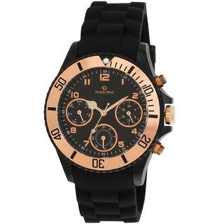 Maxima Hybrid Collection 31331Ppgn Men Chronograph Watch