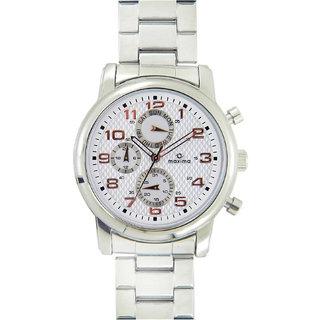 Maxima Attivo Collection 26843Cmgi Men Chronograph Watch