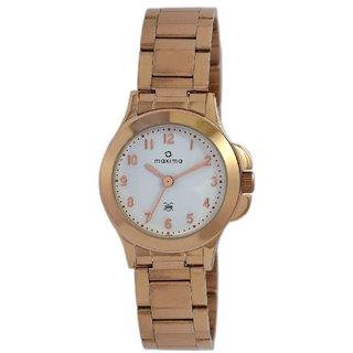 Maxima 43052CMLR WOMEN Analog Watch