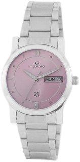 Maxima Attivo Collection 38303Cmli Women Analog Watch