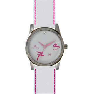 Maxima Attivo Collection 23349Lmli Women Analog Watch