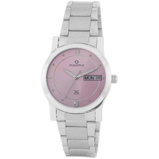 Maxima Attivo Collection 38303Cmli Women Analog Watch