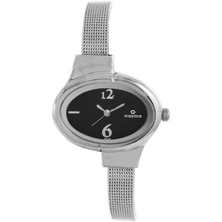 Maxima Attivo Collection 25216Cmli Women Analog Watch