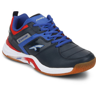 Furo By Red Chief Blue Men Tennis Shoe( T6003 821 )