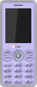 Winstar L6 Designer Feature Mobile Phone(Purple)(2.4 In