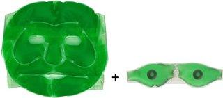 OMRD  Aloe Vera Face Mask Suitable for all Skin + gel Eye Mask FREE