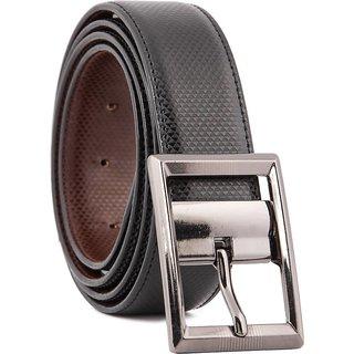 d6f78c97d8d Buy Styler King Men Brown Black Artificial Leather Reversible Belt Online -  Get 81% Off