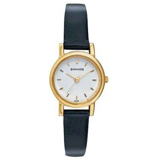 Sonata Analog Watch For Women-8976yl02