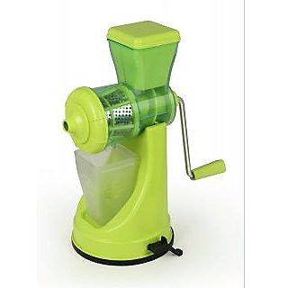 Ravi Fruit And Veg Juicer- Plastic Class Green