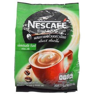 Nescafe Blend & Brew Espresso Roast 3in1 Coffee Mix Powder - 472.5g (27x17.5g)