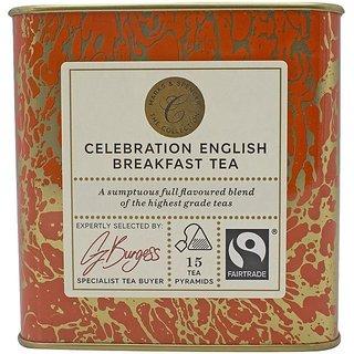 Marks & Spencer Celebration English Breakfast Tea, 15 Tea Pyramids - 37.5g