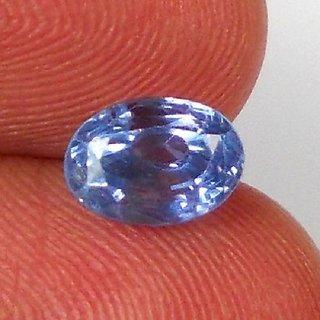 8.00 Ratti Blue Sapphire Ceylon Neelam Stone Jaipur Gemstone