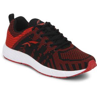 Furo By Red Chief Black Mens Walking Shoe (O-5011 849 )