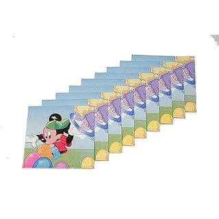Funcart Mickey Mouse Theme Napkins(9 Pcs/Pack)