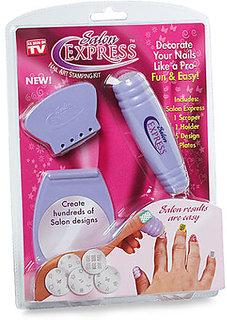 BANQLYN Salon Express Stamp Nail Art