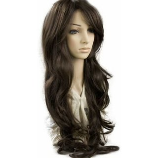 Buy Pema Long Natural Brown Hair Wig For Women and Girls Online - Get 69%  Off a241855b1c