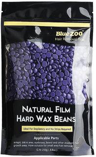 DMA Brazilian Hard Wax Beans Depilatory Solid Hot Film Waxing Pellets for Body Bikini Hair Removal 100g