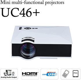 VIZIO UC46 Mini Portable LED Home Theater Cinema Projec