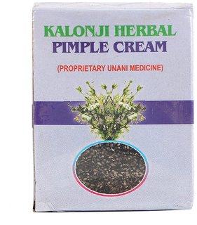 KalonjI Pimple Cream result within 7 days